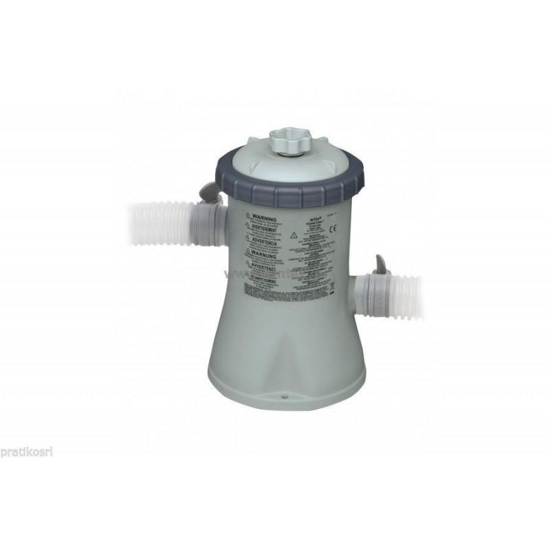 Pompa filtro per piscina easy frame 1250 L/H