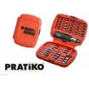 Black&Decker valigetta 45 accessori cacciavite A7039