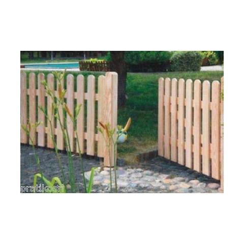 Canceletto per recinto in legno impregnato