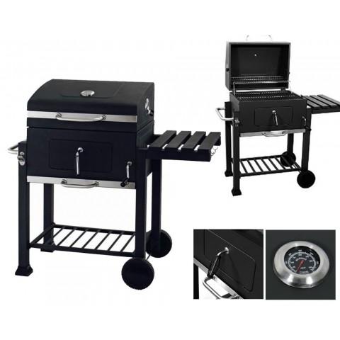 Barbecue GRINGO griglia regolabile pic nic