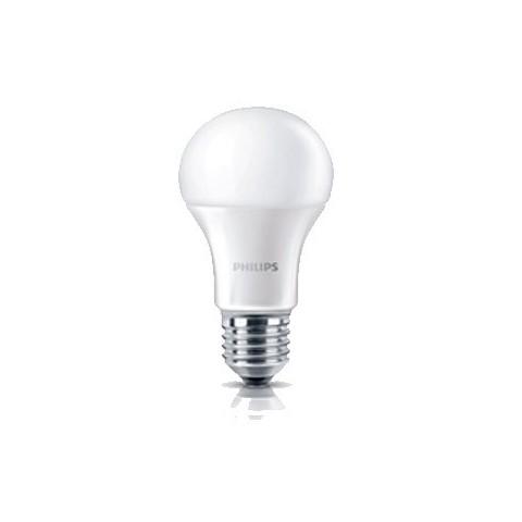 LED Sferica 9/60W Attacco E27 230V