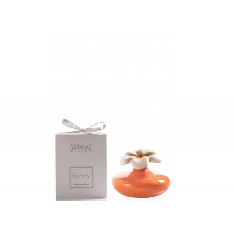 Fiore piccolo arancio lovely