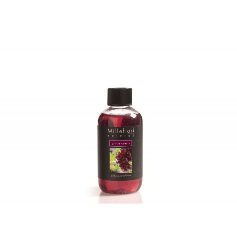 Ricarica diffusore stick grape cassis 250ml