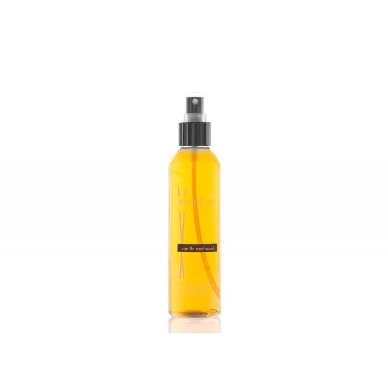 Spray new home vanilla e wood 150ml