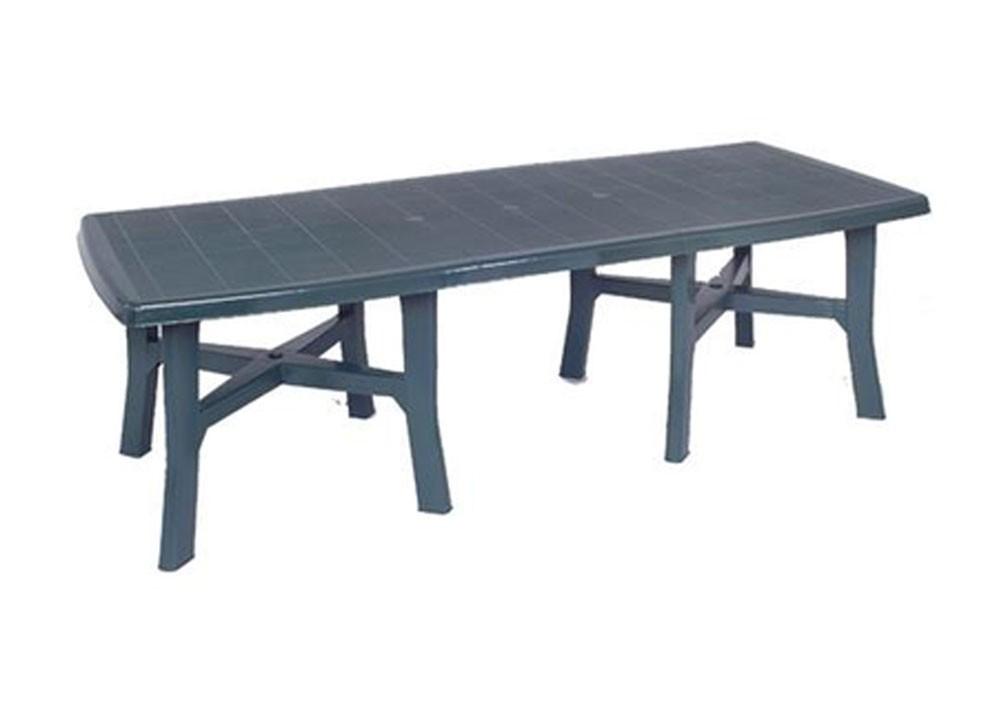 Tavoli in resina e polyrattan pratiko brico e arredo