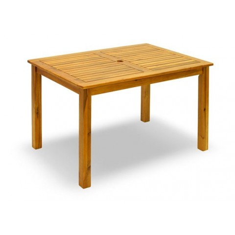 Tavolo acacia 4 gambe fisso