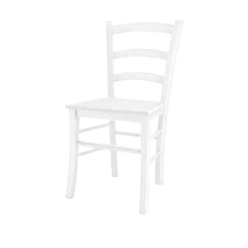Sedia da pranzo bianca legno - Sedia legno bianca ...