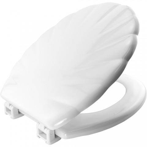 Sedile WC Universale Conchiglia 4900TP