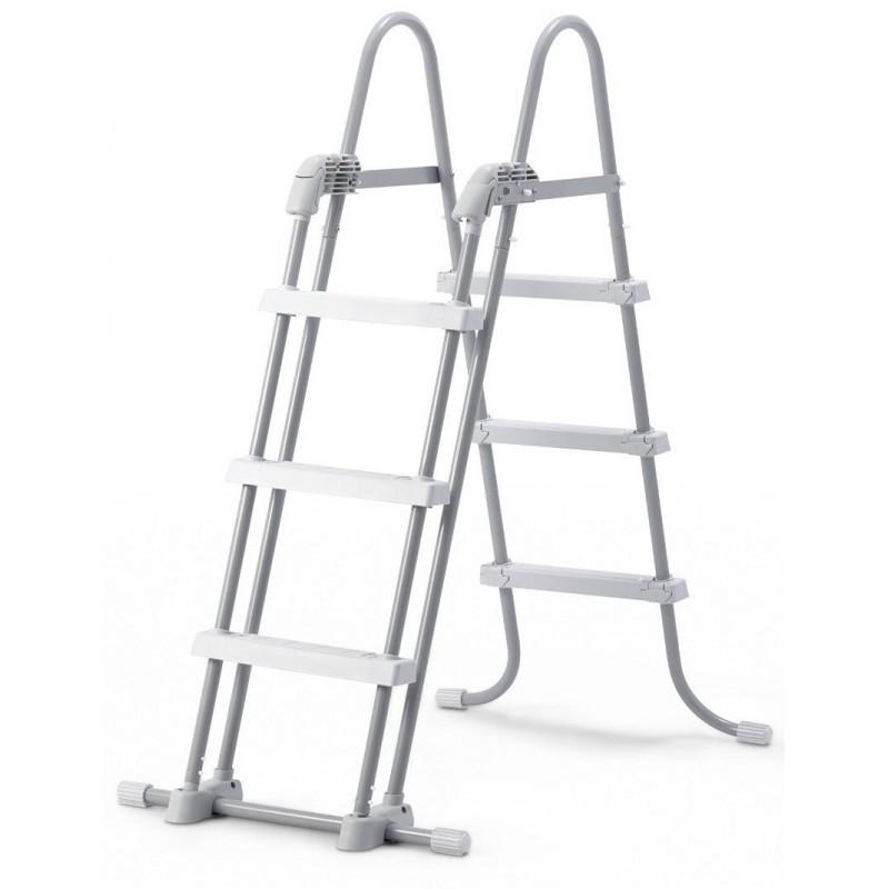 Scaletta doppia 3 gradini H107 cm
