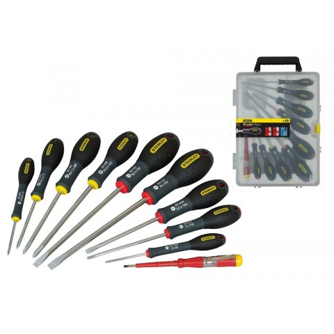 Stanley fat max set 10 giraviti