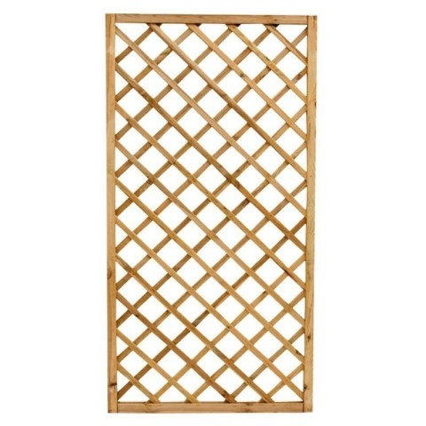 Grigliato recinzioni sandra legno impregnato 90x180