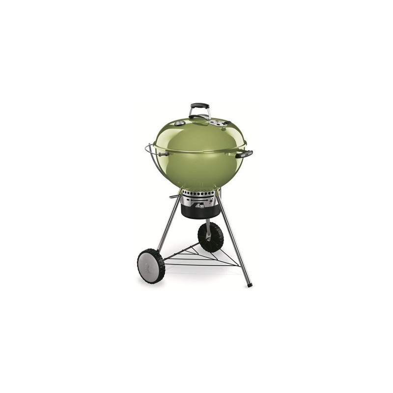 Barbecue Master Touch GBS Verde