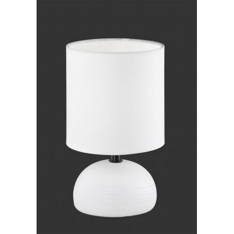 Lampada da Tavolo Base Bianco