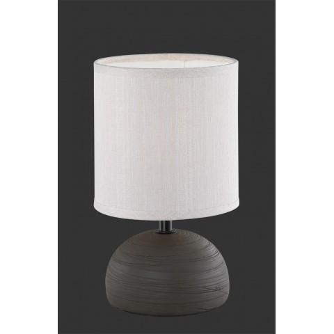 Lampada da Tavolo Base Cappuccino