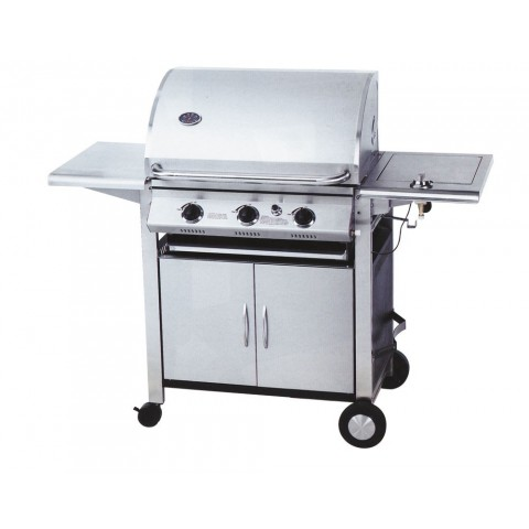 BARBECUE EASY GRILL DELUXE 3 FUOCHI
