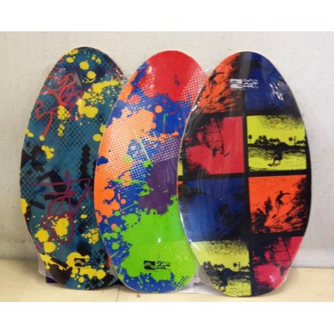 Skim Board Legno impermeabili Graffiti