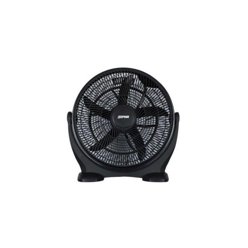Ventilatore alta velocita Nero