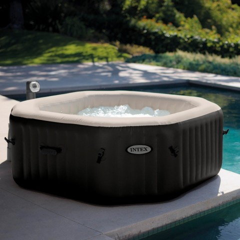 Piscina idromassaggio intex jet double massage 28456