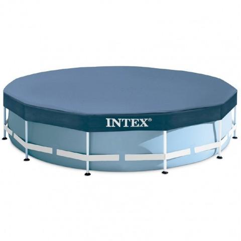 Intex Piscina Prisma Frame 732x132cm + pompa filtro scala e teli 28762NP