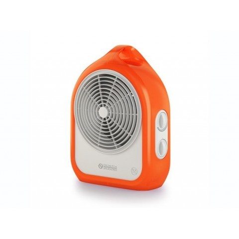 Termoventilatore 2000W Fluo Orange