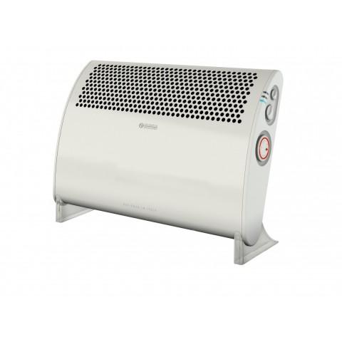 Termoconvettore 2000w a parete con funzione ventilazione