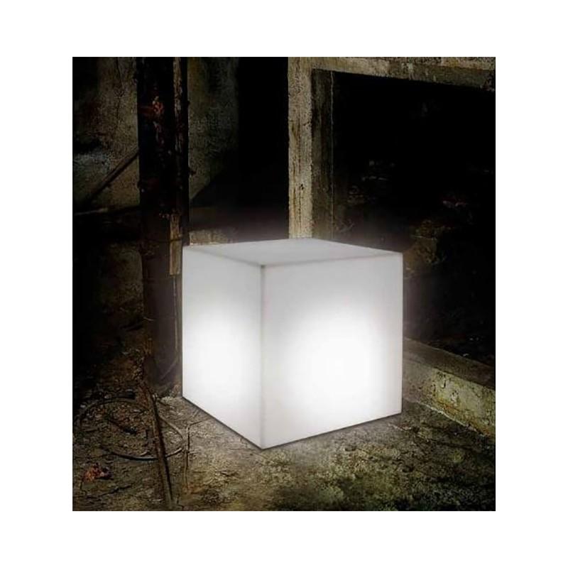 Modulo Luminoso Cubo Moonlight 50x50x50H
