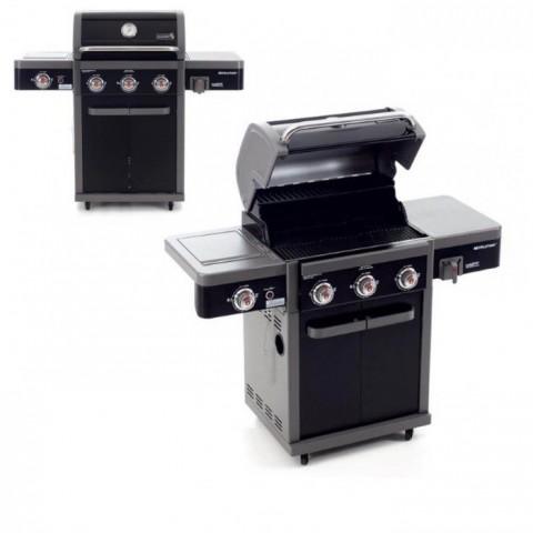 Barbecue Grangusto della Sochef 3+1