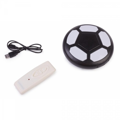 Lampada led-speaker bluetooth per ombrellone