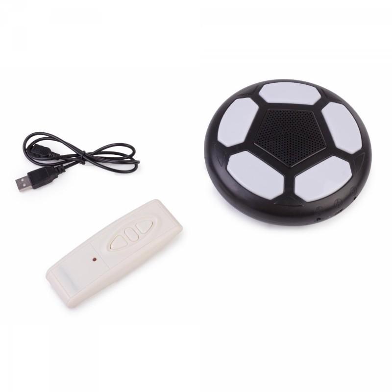 Lampada led-speaker bluetooth per ombrellone