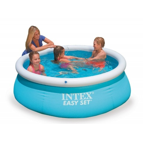 Piscina Intex Easy SET D183 x H51 Autoportante 880LT