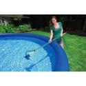 Kit per pulizia piscine fino a 488cm