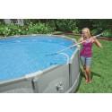 Kit pulizia piscina modello deluxe filtro 3028LT