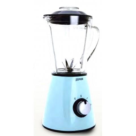Frullatore elettrico Bicchiere in Vetro Azzurro