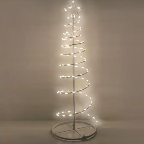 Albero di Natale 100 LED 120cm