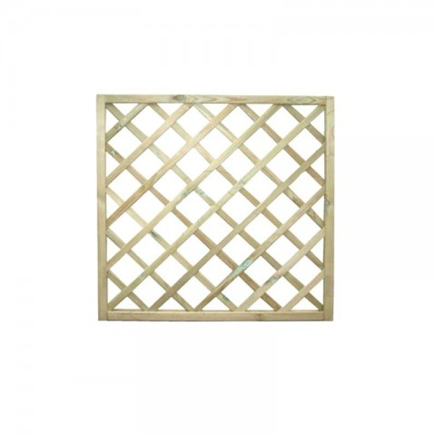 Grigliato quadrato 90x90cm Basic