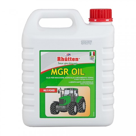 MGR OIL MULTI POWER MEZZI AGRICOLI 4L