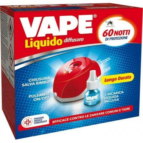 Vape Base + Ricarica Liquida 480 ore
