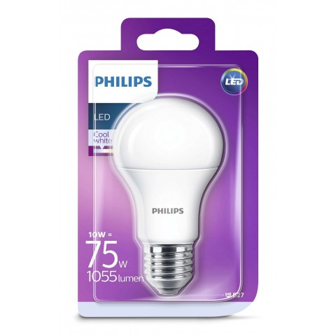 Lampadina LED Philips 10W > 75W