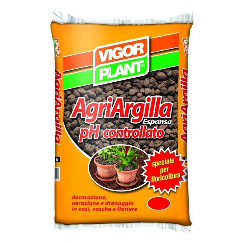 Argilla Espansa a pH controllato