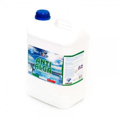 Liquido antialghe piscina 5 litri