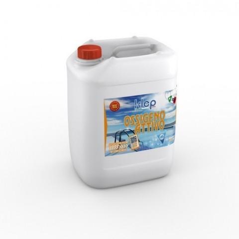 Ossigeno attivo liquido inodore 5 litri