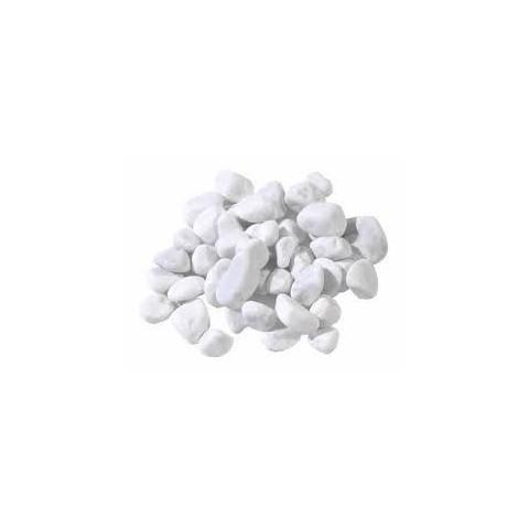 Ciottoli bianchi 10kg