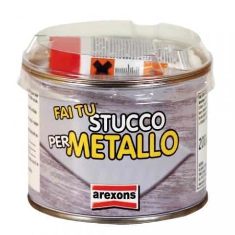 Kit stucco fai tu per metallo 200ml