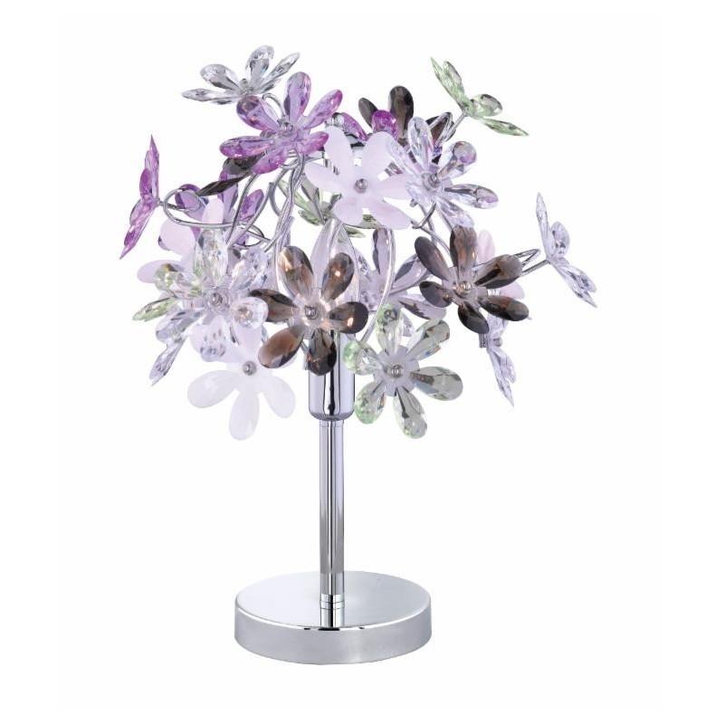 Lampada da tavola flower