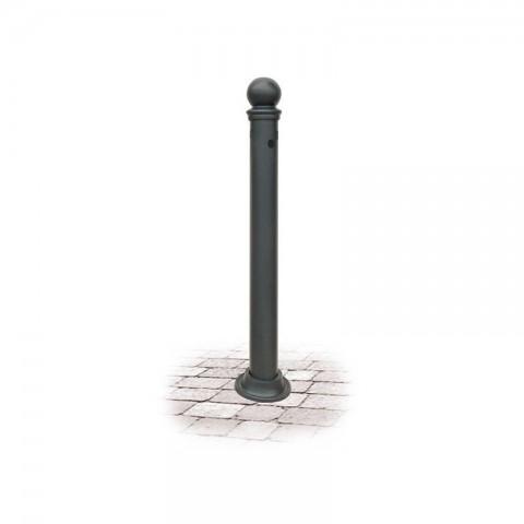 Fontanella a stelo in ghisa h135cm senza rubinetto