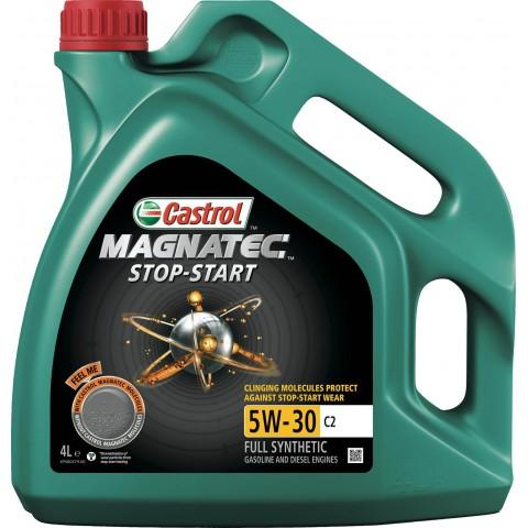OLIO MAGNATEC 5W-30 STOP-START C2 4LT