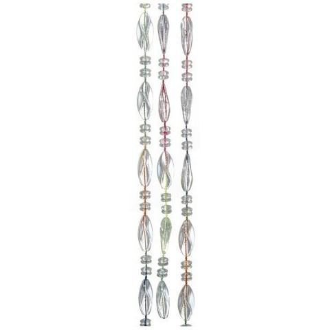 Tenda perlina multicolore