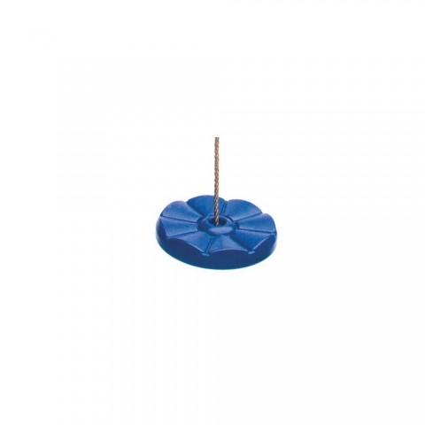 Disco con corda per altalena