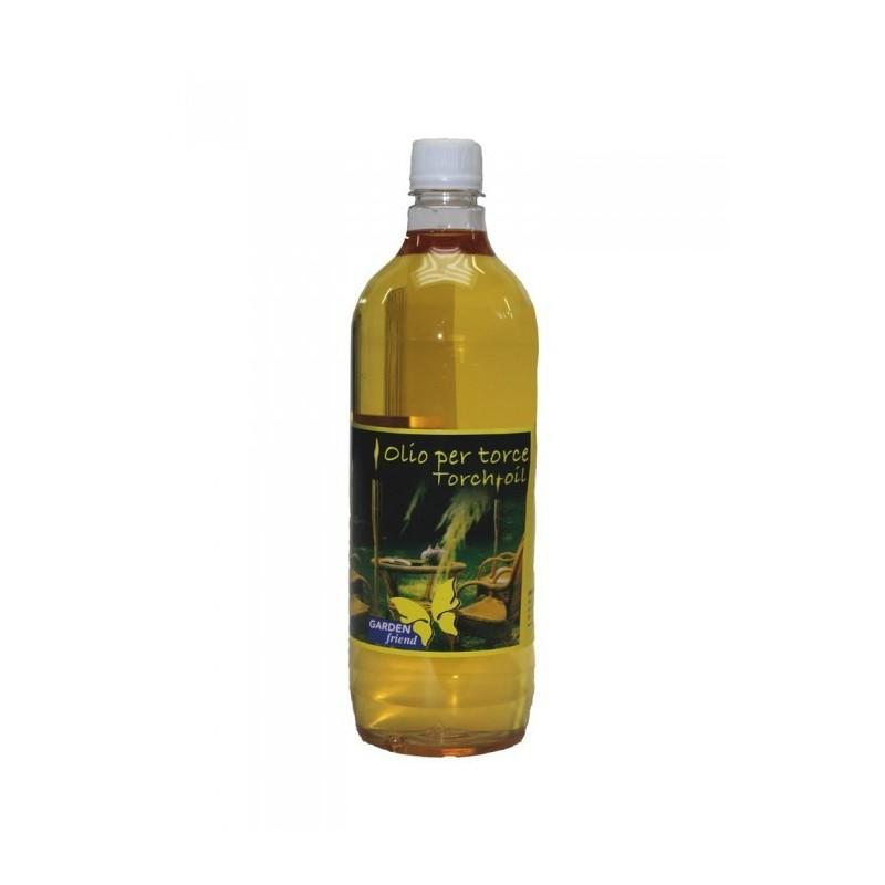 Olio citronella per torce