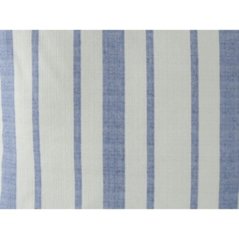 Cuscino spalla bassa eco colore blu rigato